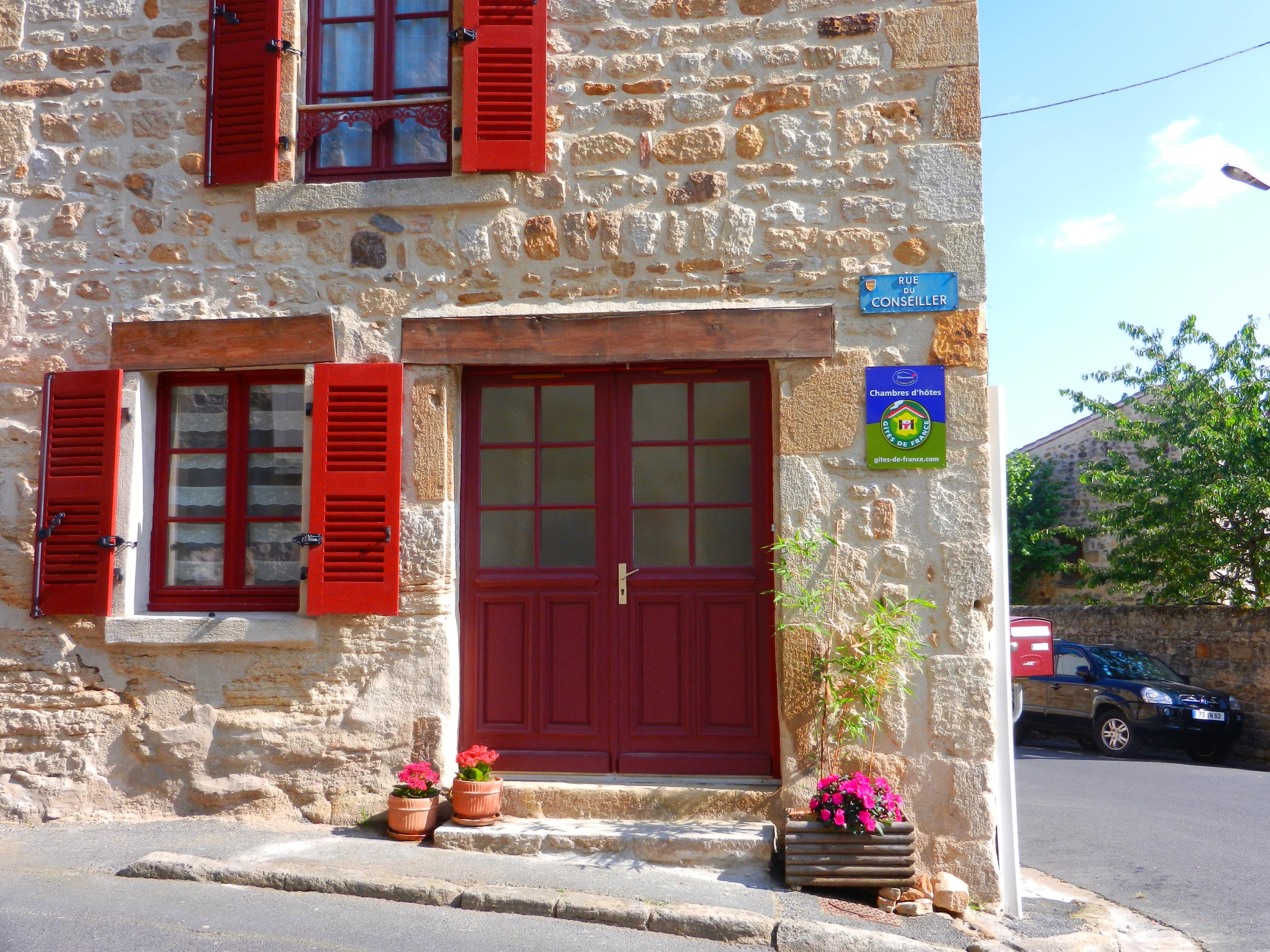 Batisse Doree - jardin 2